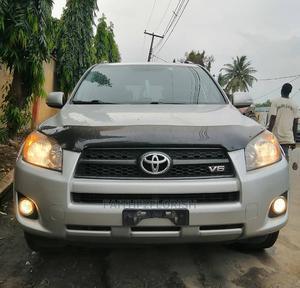 Toyota RAV4 2009 Sport V6 Silver   Cars for sale in Lagos State, Ikeja