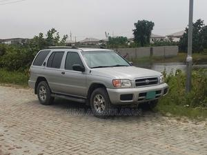 Nissan Pathfinder 2002 LE AWD SUV (3.5L 6cyl 4A) Gray | Cars for sale in Lagos State, Surulere
