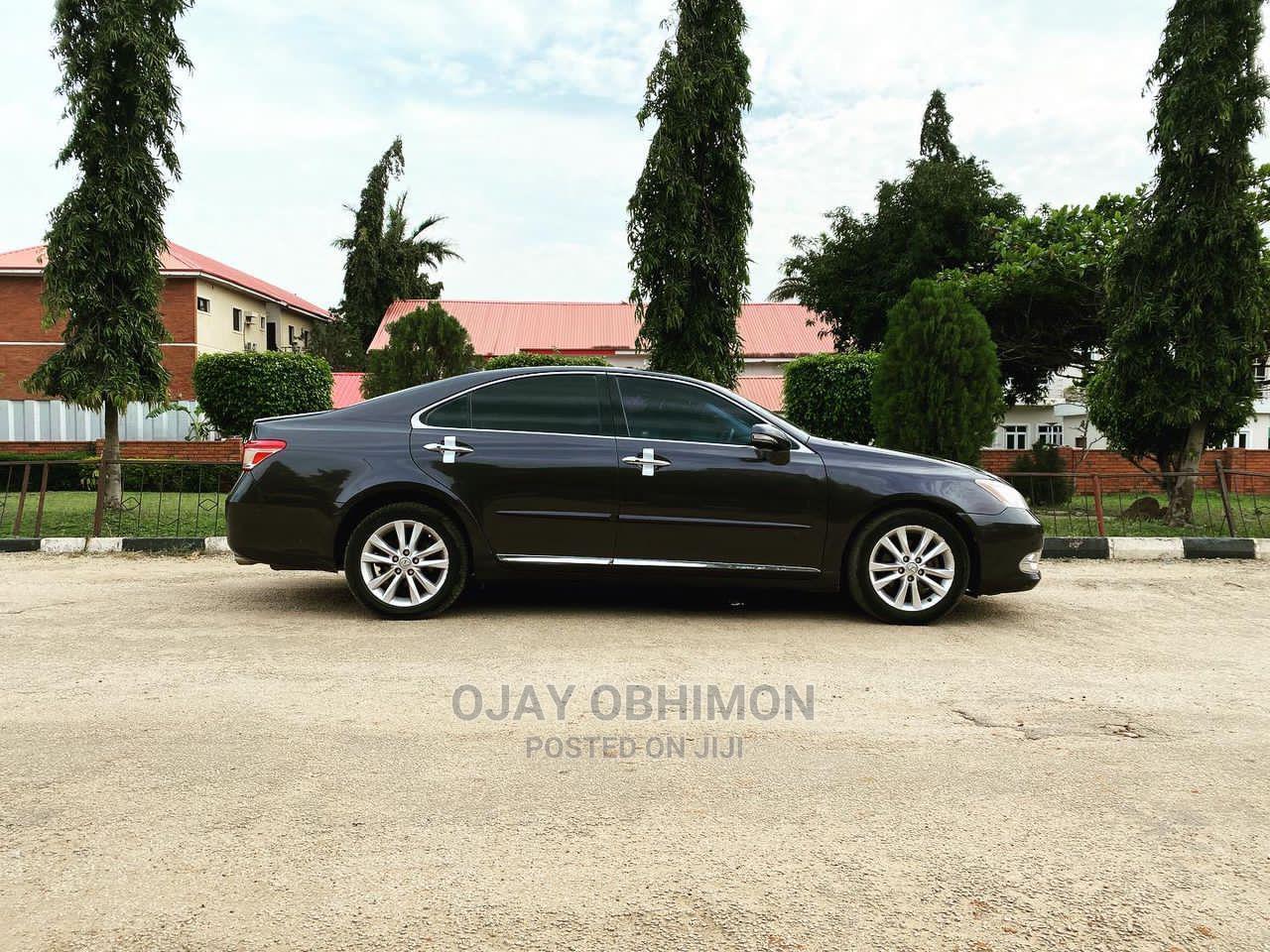 Lexus ES 2011 350 Black | Cars for sale in Katampe, Abuja (FCT) State, Nigeria