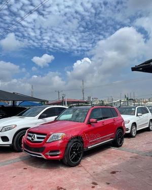Mercedes-Benz GLK-Class 2015 Red | Cars for sale in Lagos State, Lagos Island (Eko)