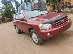 Toyota Highlander 2006 Limited V6 Red | Cars for sale in Lagos State, Ikeja