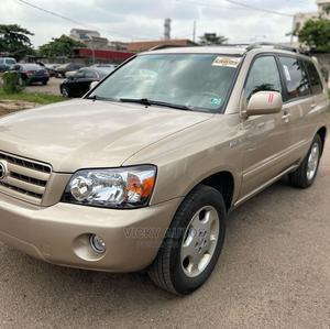 Toyota Highlander 1999 Gold | Cars for sale in Katsina State, Jibia