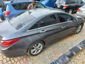 Hyundai Sonata 2011 Hybrid Gray   Cars for sale in Lagos State, Ojodu