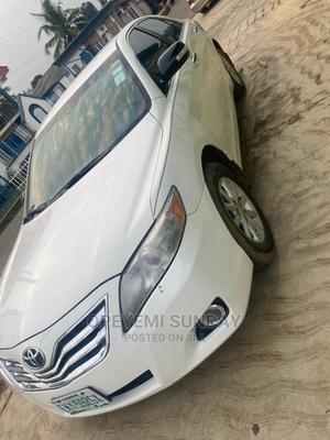 Toyota Camry 2008 2.4 LE White   Cars for sale in Oyo State, Ibadan