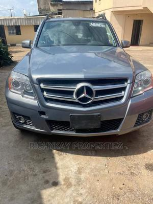 Mercedes-Benz GLK-Class 2010 350 Gray   Cars for sale in Ondo State, Akure
