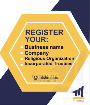Business Registration With CAC Without Stress   Legal Services for sale in Lagos State, Ajah