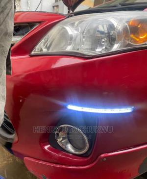 Toyota Camry 2008 Red | Cars for sale in Lagos State, Ikeja