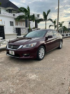 Honda Accord 2014 Red   Cars for sale in Abuja (FCT) State, Central Business District