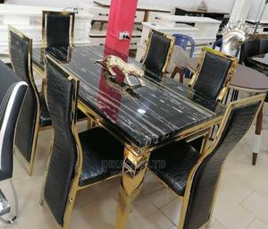 Dining Table Set by Six Seaters   Furniture for sale in Lagos State, Ojo