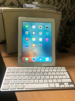 Apple iPad 3 Wi-Fi + Cellular 64 GB Silver   Tablets for sale in Lagos State, Alimosho