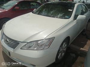 Lexus ES 2010 350 White | Cars for sale in Lagos State, Amuwo-Odofin