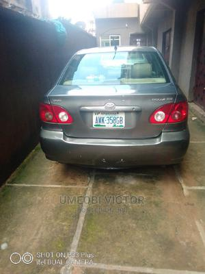 Toyota Corolla 2006 Gray   Cars for sale in Anambra State, Onitsha