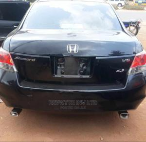 Honda Accord 2009 Blue | Cars for sale in Delta State, Oshimili South