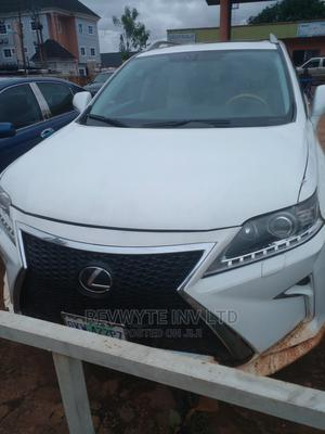 Lexus RX 2010 White   Cars for sale in Delta State, Oshimili South