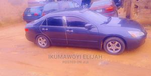 Honda Accord 2005 Gray   Cars for sale in Plateau State, Jos