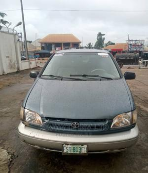 Toyota Sienna 2000 Green | Cars for sale in Delta State, Oshimili South