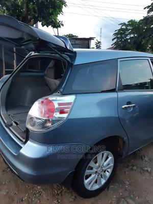 Toyota Matrix 2005 Blue | Cars for sale in Akwa Ibom State, Uyo
