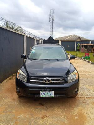 Toyota RAV4 2008 Limited V6 4x4 Black   Cars for sale in Lagos State, Surulere