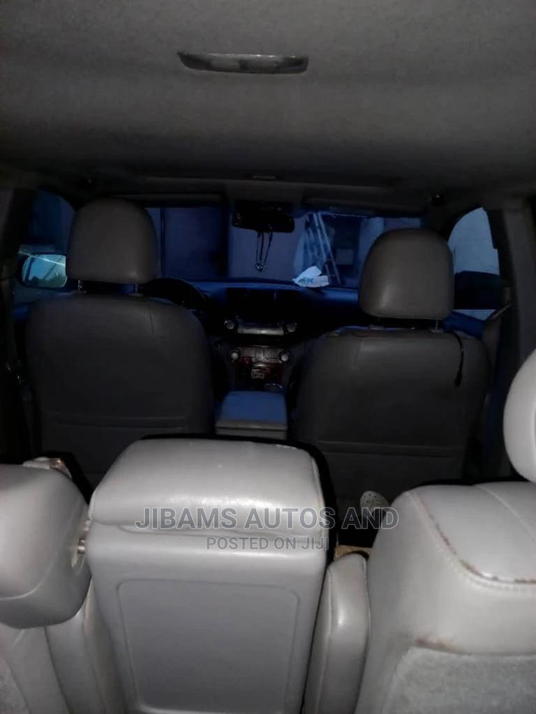 Archive: Toyota Highlander 2010 Limited Gray