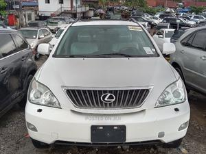 Lexus RX 2009 350 4x4 White | Cars for sale in Lagos State, Apapa