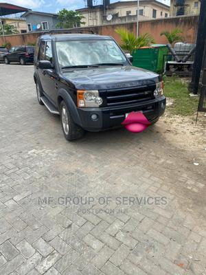 Land Rover Lr3 2005 HSE Black   Cars for sale in Lagos State, Surulere
