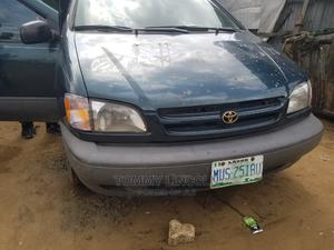Toyota Sienna 1999 CE Green | Cars for sale in Rivers State, Port-Harcourt