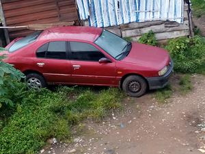Nissan Primera 2001 Wagon Red | Cars for sale in Ogun State, Abeokuta South