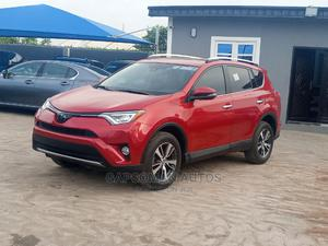 Toyota RAV4 2018 LE 4dr SUV (2.5L 4cyl 6A) Red   Cars for sale in Lagos State, Ogba