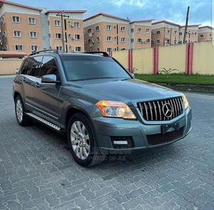 Mercedes-Benz GLK-Class 2012 350 Gray | Cars for sale in Lagos State, Lagos Island (Eko)
