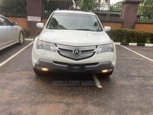 Acura MDX 2008 White | Cars for sale in Ogun State, Ijebu Ode