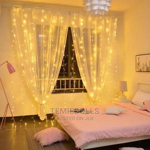 Christmas Curtain Window LED String Party Birthday Lights   Home Accessories for sale in Lagos State, Eko Atlantic