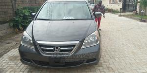 Honda Odyssey 2005 Gray   Cars for sale in Lagos State, Maryland