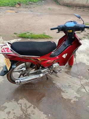 Motorcycle 2018 Red   Motorcycles & Scooters for sale in Osun State, Osogbo