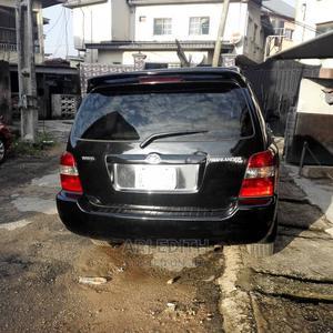 Toyota Highlander 2007 Black | Cars for sale in Katsina State, Danja
