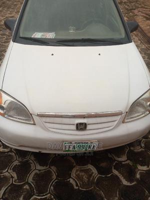Honda Civic 2003 White | Cars for sale in Edo State, Benin City