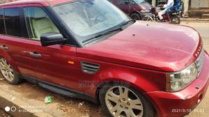 Land Rover Range Rover Sport 2007 Red | Cars for sale in Kwara State, Ilorin South