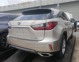 Lexus RX 2017 350 FWD Gold | Cars for sale in Lagos State, Lekki
