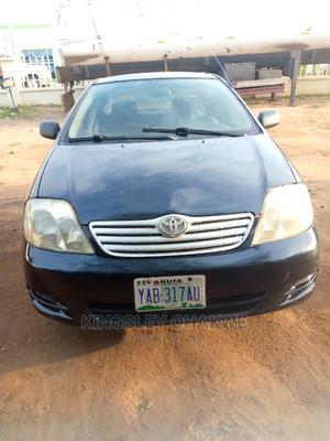 Toyota Corolla 2003 Sedan Blue | Cars for sale in Abuja (FCT) State, Karu