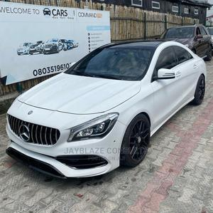 Mercedes-Benz CLA-Class 2015 White   Cars for sale in Lagos State, Lekki