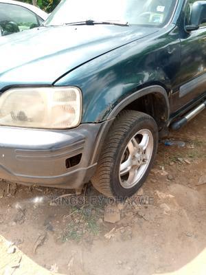Honda CR-V 2005 2.0i ES Green   Cars for sale in Abuja (FCT) State, Karu