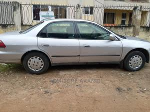 Honda Accord 2000 Coupe Silver   Cars for sale in Oyo State, Ibadan