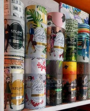 Storm Perfumed Deodorant Body Spray 250ml | Fragrance for sale in Akwa Ibom State, Uyo