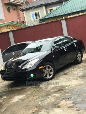 Lexus ES 2005 330 Black | Cars for sale in Lagos State, Ogba