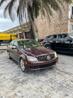 Mercedes-Benz C300 2008 Purple   Cars for sale in Lagos State, Lekki