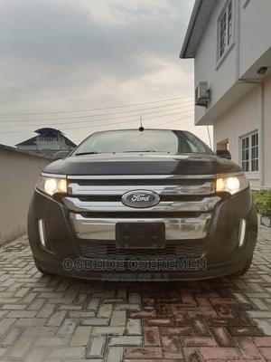 Ford Edge 2012 Black | Cars for sale in Lagos State, Ajah