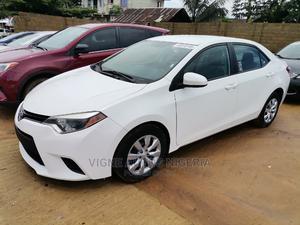 Toyota Corolla 2014 White | Cars for sale in Akwa Ibom State, Uyo