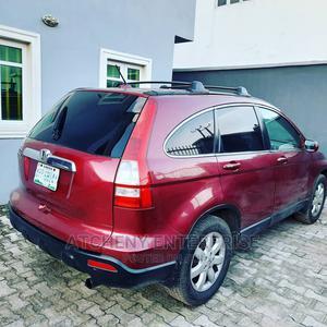 Honda CR-V 2007 Red   Cars for sale in Lagos State, Ikeja