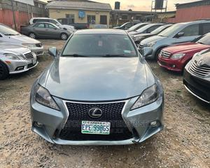 Lexus IS 2015 250 Gray   Cars for sale in Lagos State, Ikeja