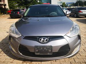Hyundai Veloster 2013 Turbo Gray | Cars for sale in Abuja (FCT) State, Central Business District