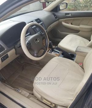 Honda Accord 2004 Sedan EX Gray   Cars for sale in Lagos State, Ogba